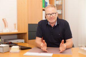 Hermann-J. Nettsträter, Arzt f. Allgemeinmedizin und Naturheilverfahren